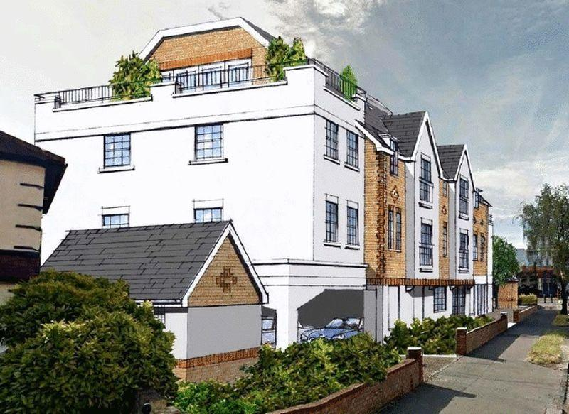 2 Bedrooms Apartment Flat for sale in Wickham Road, Shirley