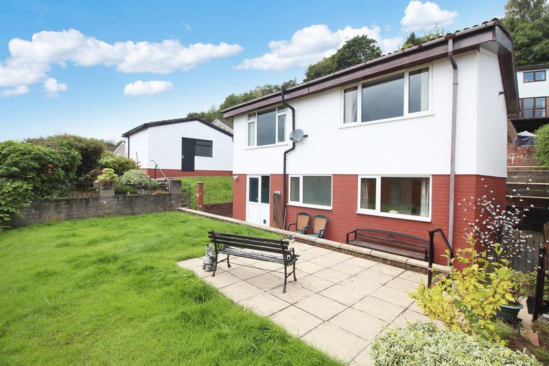 4 Bedrooms Detached House for sale in Glanwern Rise, Newport