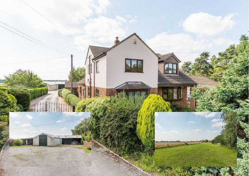 4 Bedrooms Detached House for sale in Burnham Road, Epworth