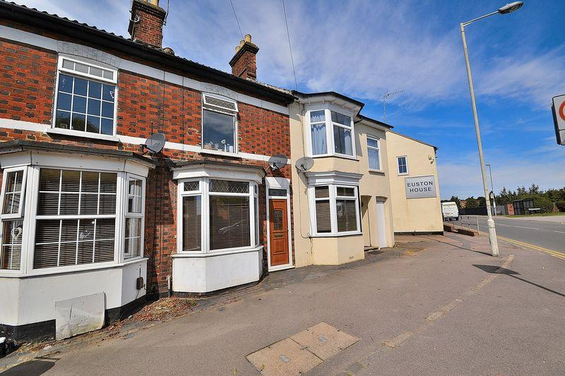 2 Bedrooms Terraced House for sale in Station Road, Linslade