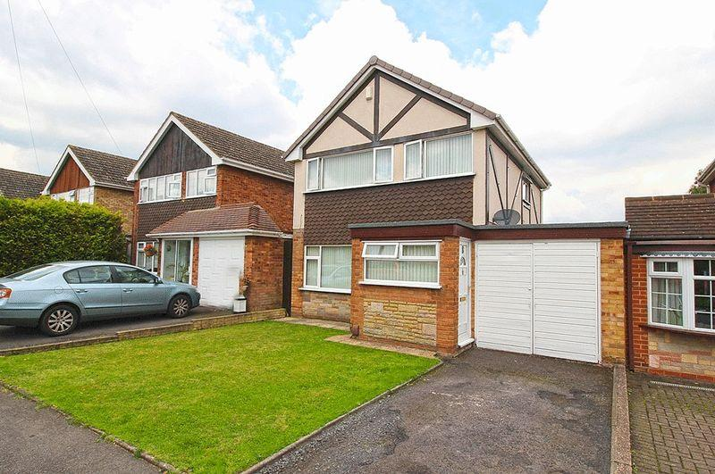 3 Bedrooms Detached House for sale in Harvington Road, Coseley