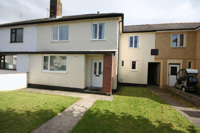 4 Bedrooms Semi Detached House for sale in Llangefni, Anglesey