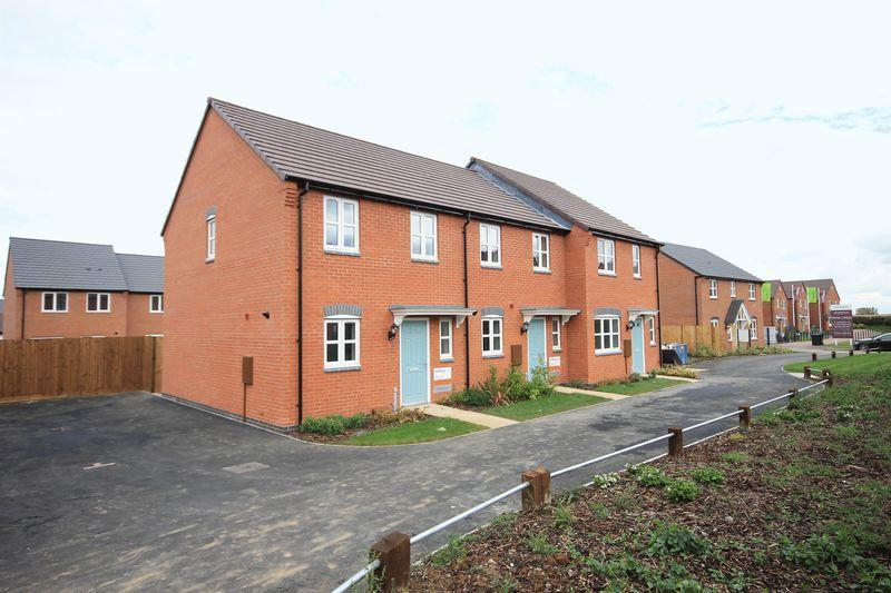 2 Bedrooms Terraced House for sale in Fellow Lands Way, Derby