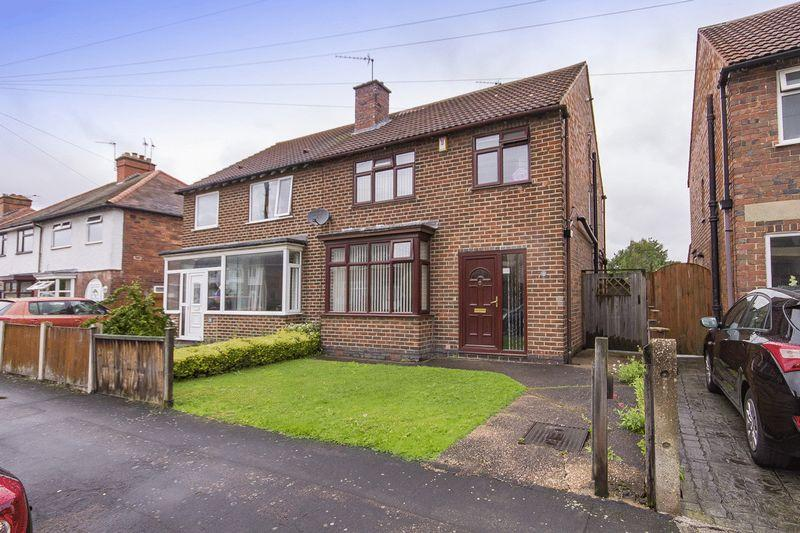 3 Bedrooms Semi Detached House for sale in WESTGREEN AVENUE, ALLENTON