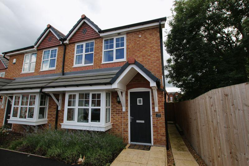 3 Bedrooms Semi Detached House for sale in Saxon Place, Penwortham