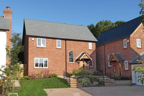 3 bedroom detached house for sale - Aubyns Wood Rise, Ashley, Tiverton