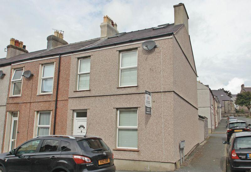 2 Bedrooms Terraced House for sale in Caernarfon, Gwynedd