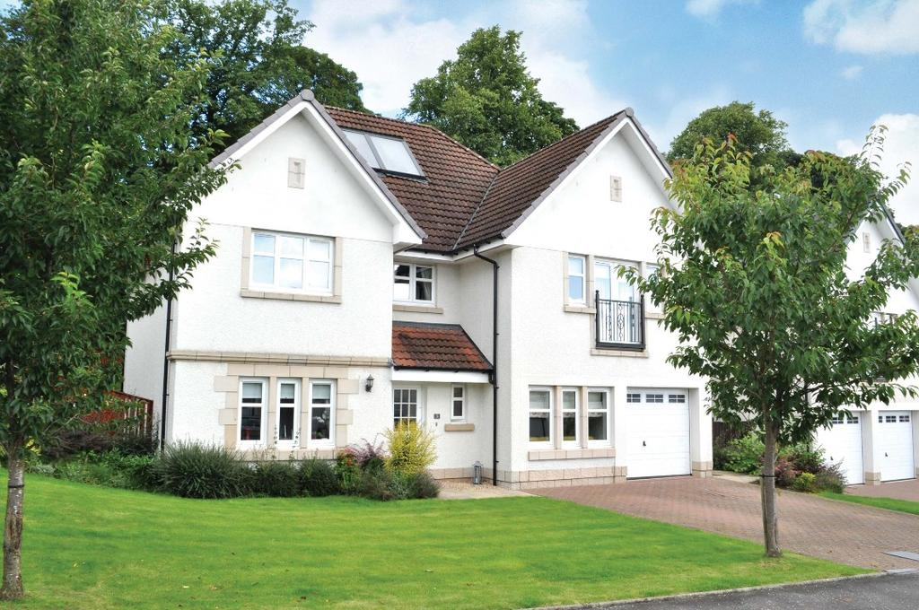 6 Bedrooms Detached House for sale in Marchfield, Milngavie, East Dunbartonshire, G62 8HZ