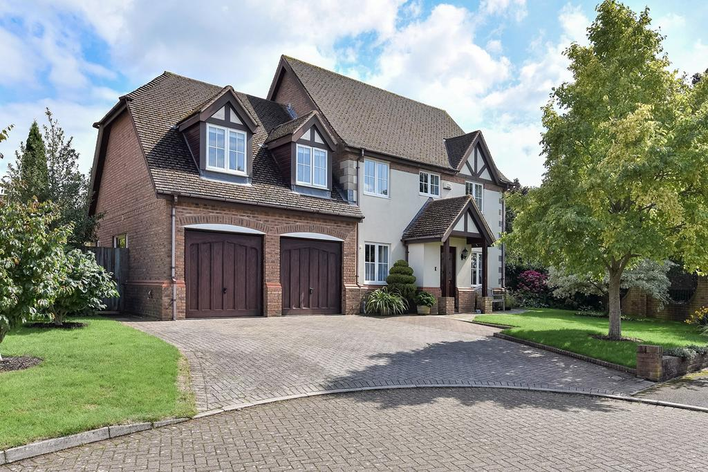 4 Bedrooms Detached House for sale in Queens Gate, Stoke Bishop, Bristol, BS9