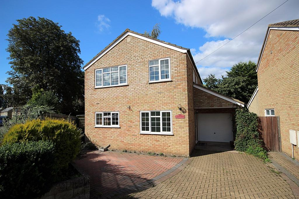 4 Bedrooms Detached House for sale in Stotfold Road, ARLESEY, SG15