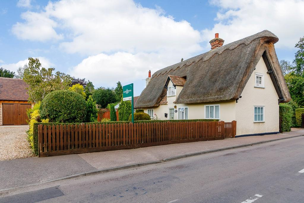 3 Bedrooms Cottage House for sale in High Street, HINXWORTH, SG7