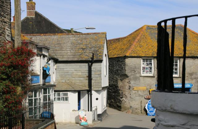 2 Bedrooms House for sale in Smugglers Rest, 2 Church Hill, Port Isaac