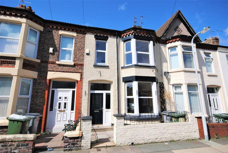 3 Bedrooms Terraced House for sale in Albemarle Road, Wallasey