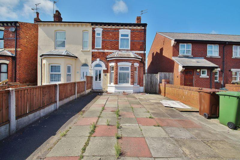 2 Bedrooms Semi Detached House for sale in Eastbourne Road, Southport