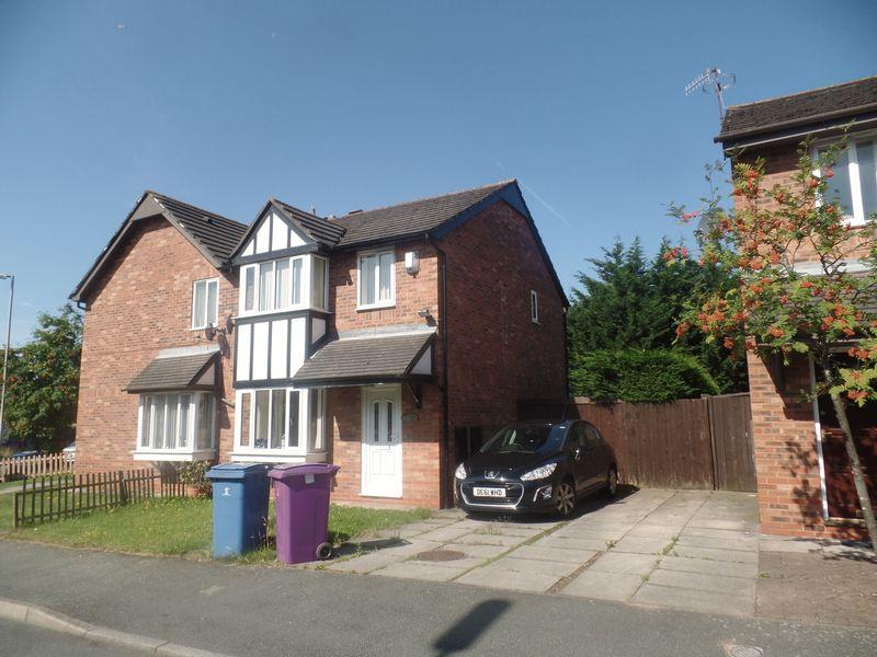 4 Bedrooms Semi Detached House for sale in 78 Brampton Drive, Liverpool