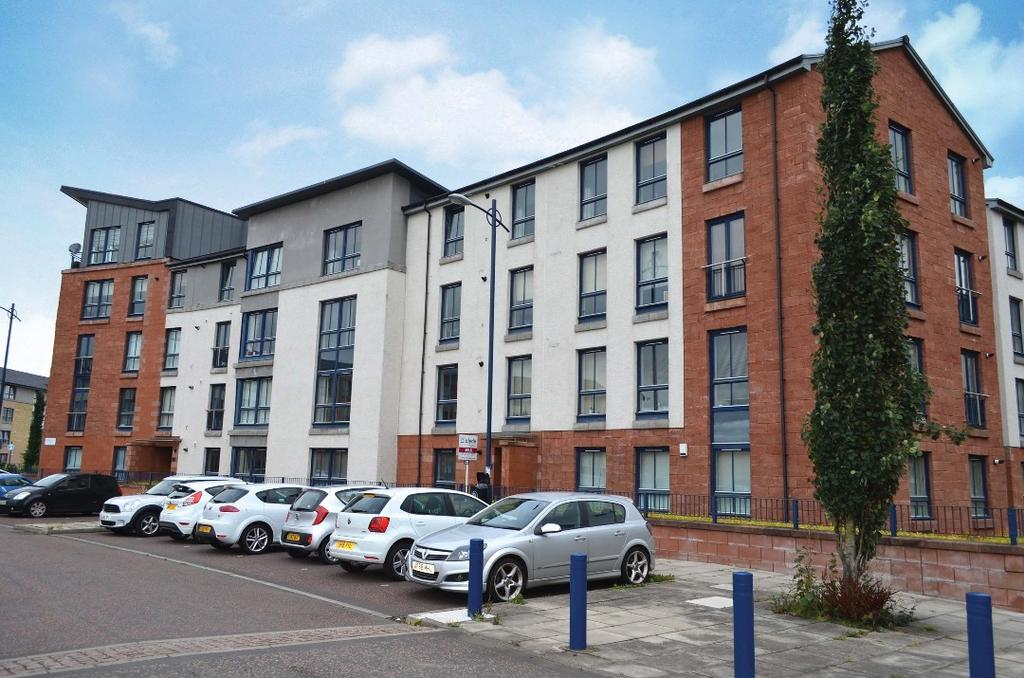 2 Bedrooms Flat for sale in Richmond Park Gardens, Flat 1/3, Oatlands, Glasgow, G5 0HG