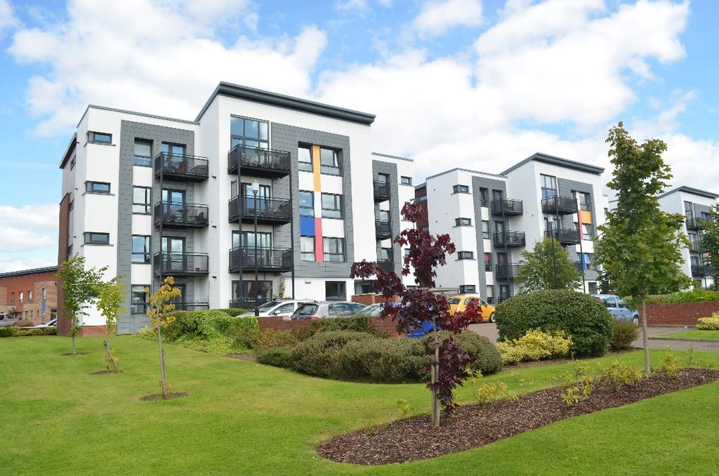 2 Bedrooms Flat for sale in Shuna Street, Flat 1/3, Ruchill, Glasgow, G20 9QP