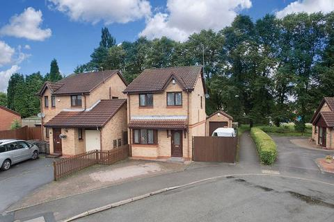 3 bedroom detached house for sale - Glenmount Avenue, Coventry