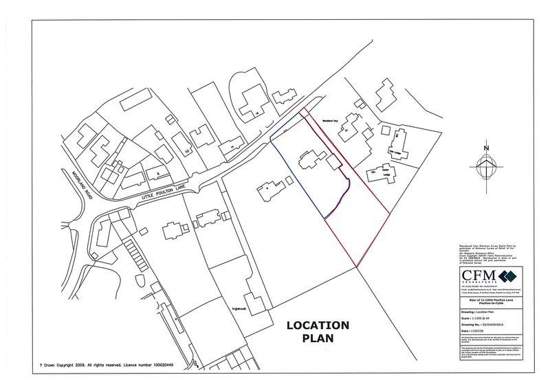 Land Commercial for sale in Little Poulton Lane, Poulton-Le-Fylde