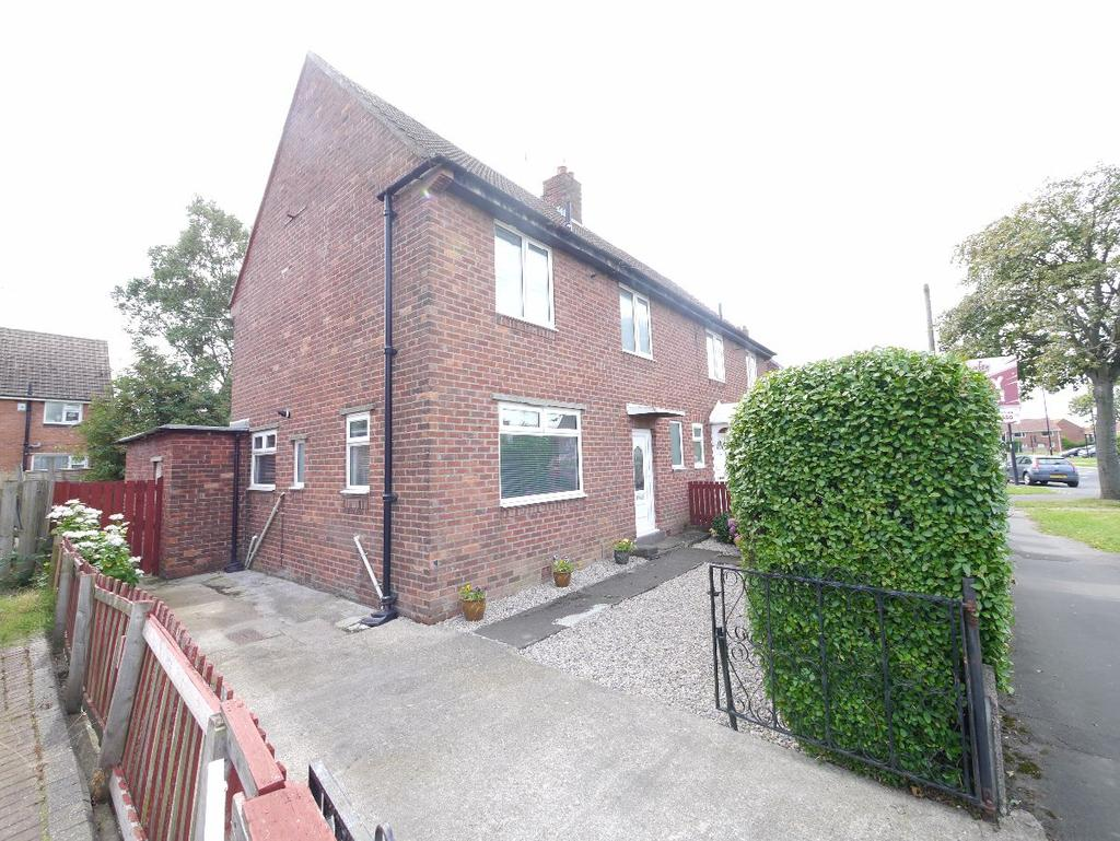 3 Bedrooms Semi Detached House for sale in Goathland Avenue
