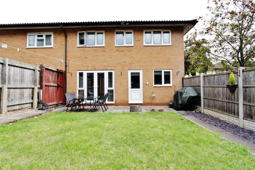 3 Bedrooms End Of Terrace House for sale in Lothersdale, Wilnecote