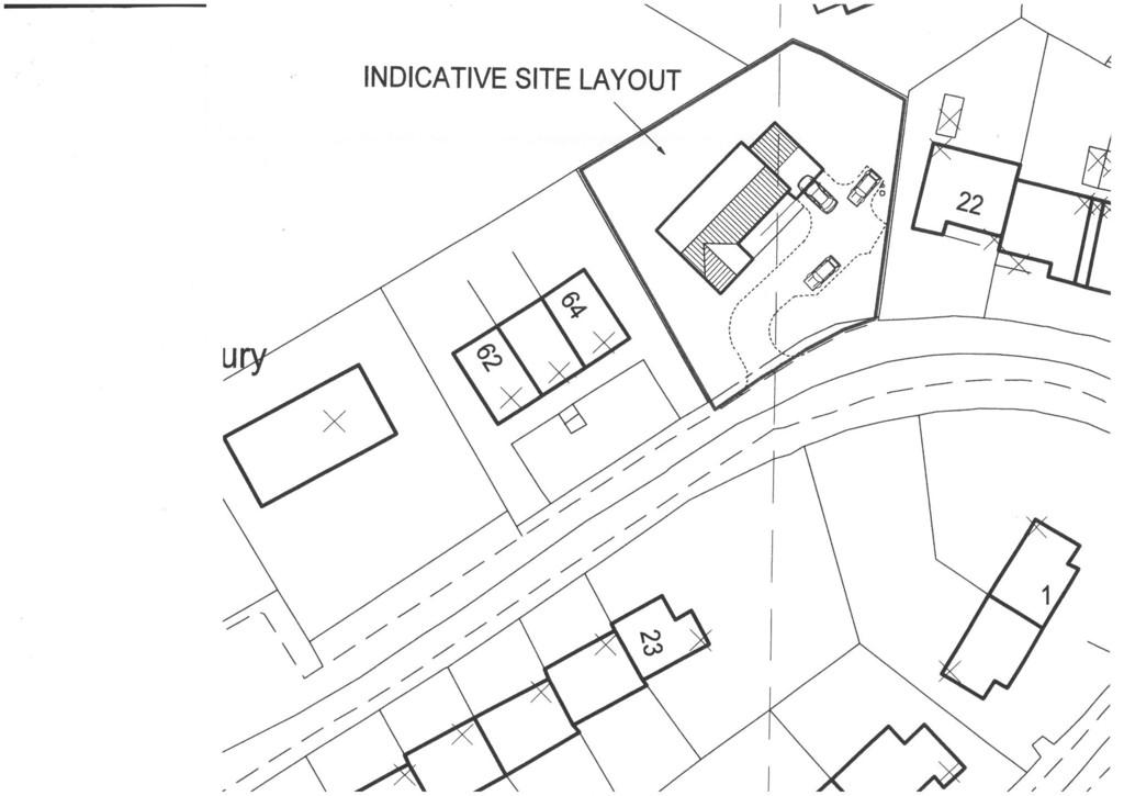 Land Commercial for sale in Bron Y Gaer, Llanfyllin