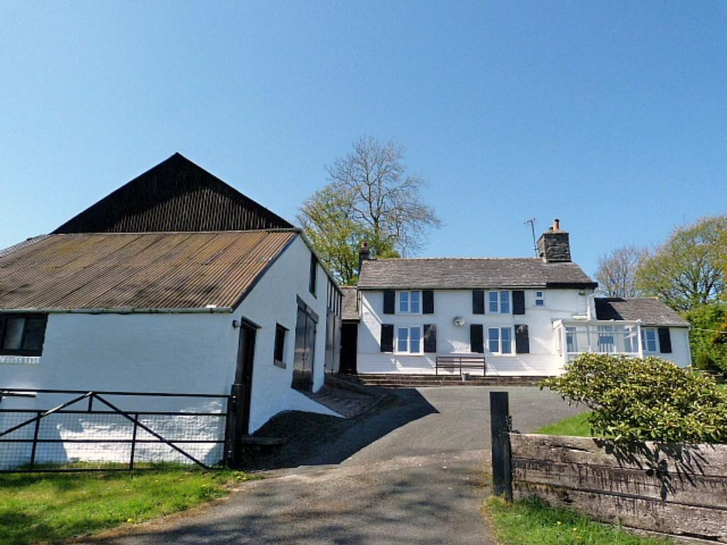 5 Bedrooms Detached House for sale in Newchapel, Llanidloes