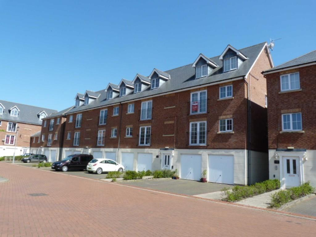 1 Bedroom Apartment Flat for sale in 40 Afon Way, Newtown