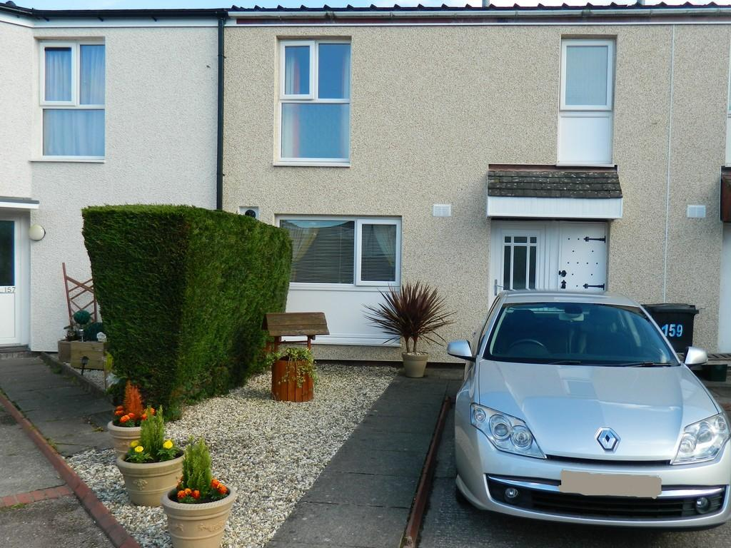 3 Bedrooms Terraced House for sale in 158 Lon Pantyllyn, Maesydail