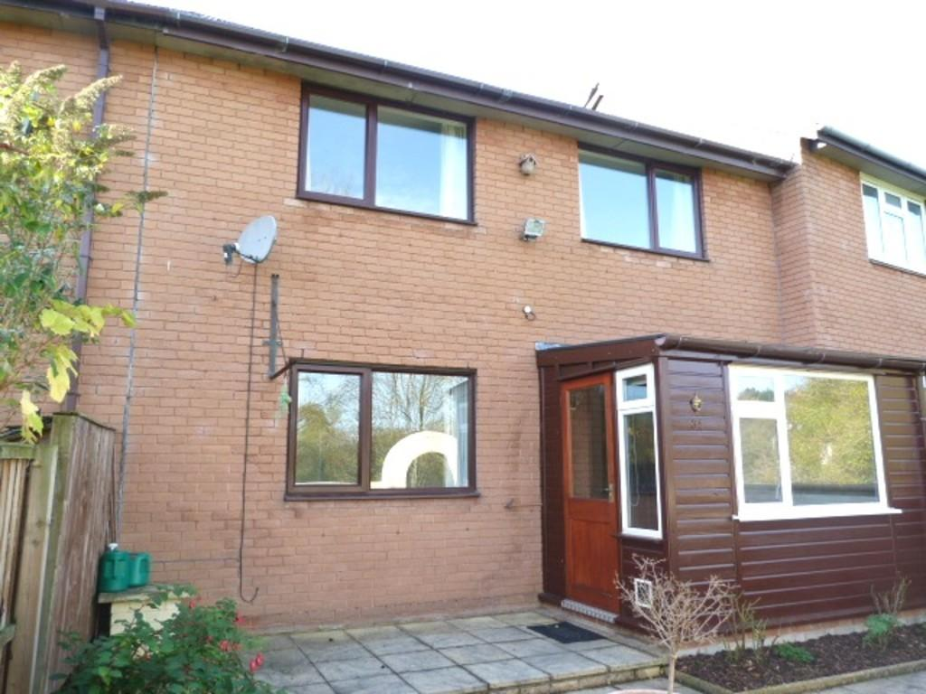3 Bedrooms Terraced House for sale in 34 Lon Glanyrafon, Newtown