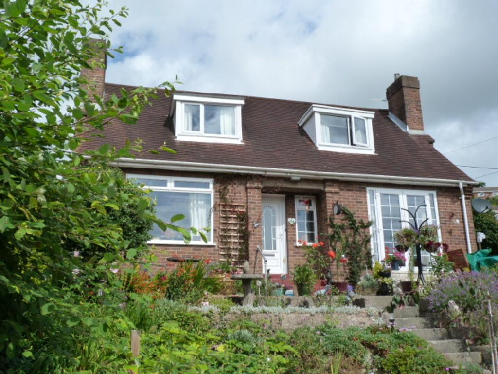 3 Bedrooms Detached Bungalow for sale in Yr Hafan, Newtown