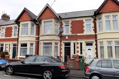 4 bedroom terraced house for sale - CLODIEN AVENUE - Traditional style family house with double garage, close to the University Hospital of Wales