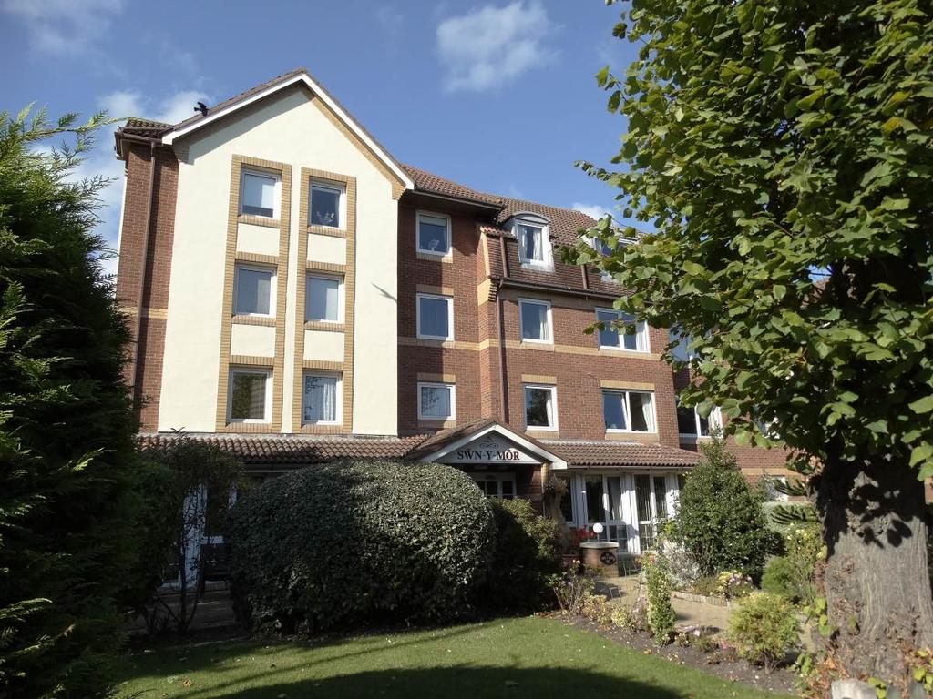 2 Bedrooms Flat for sale in 25 Swn Y Mor 78 Conway Road, Colwyn Bay, LL29 7LE