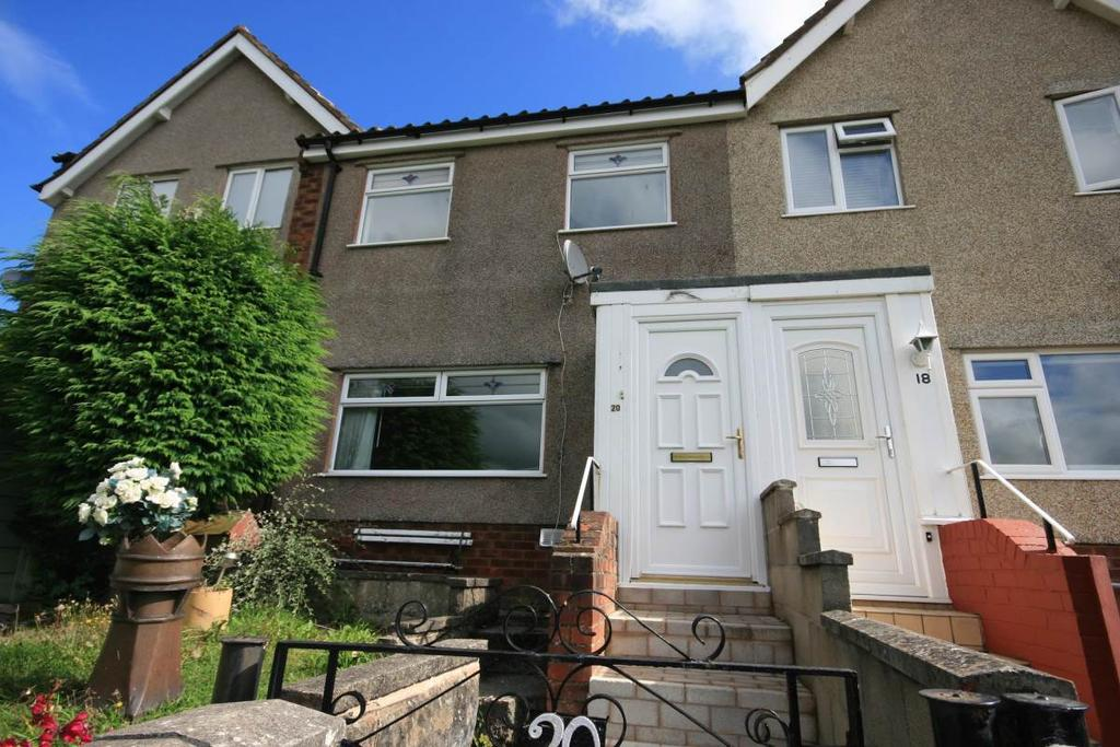 3 Bedrooms Terraced House for sale in 20 Mount Park, Conwy, LL32 8RN