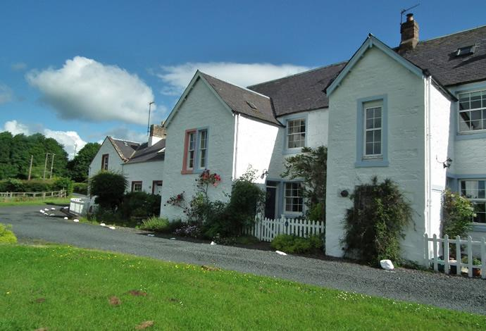 2 Bedrooms Terraced House for sale in 5a Cumledge Mill, Duns, TD11 3TF