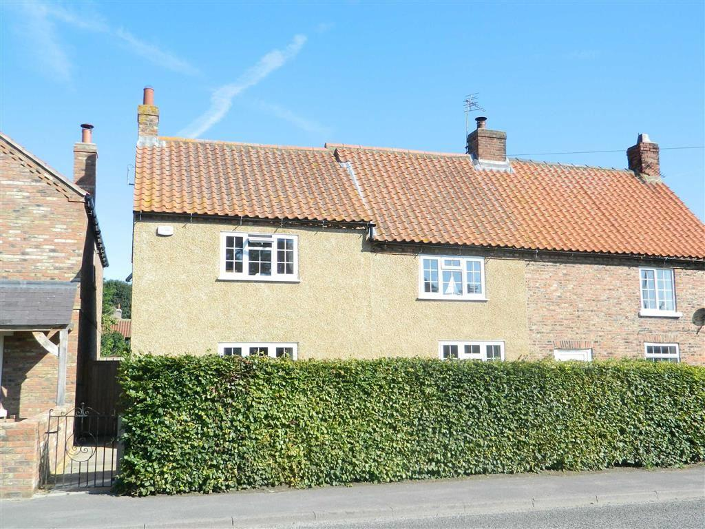 3 Bedrooms Cottage House for sale in Long Street, Topcliffe