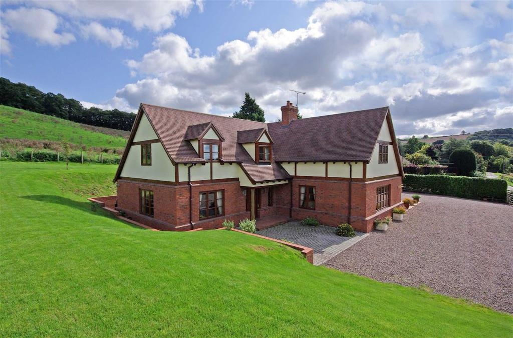 4 Bedrooms Detached House for sale in Upper Hill, Nr Leominster