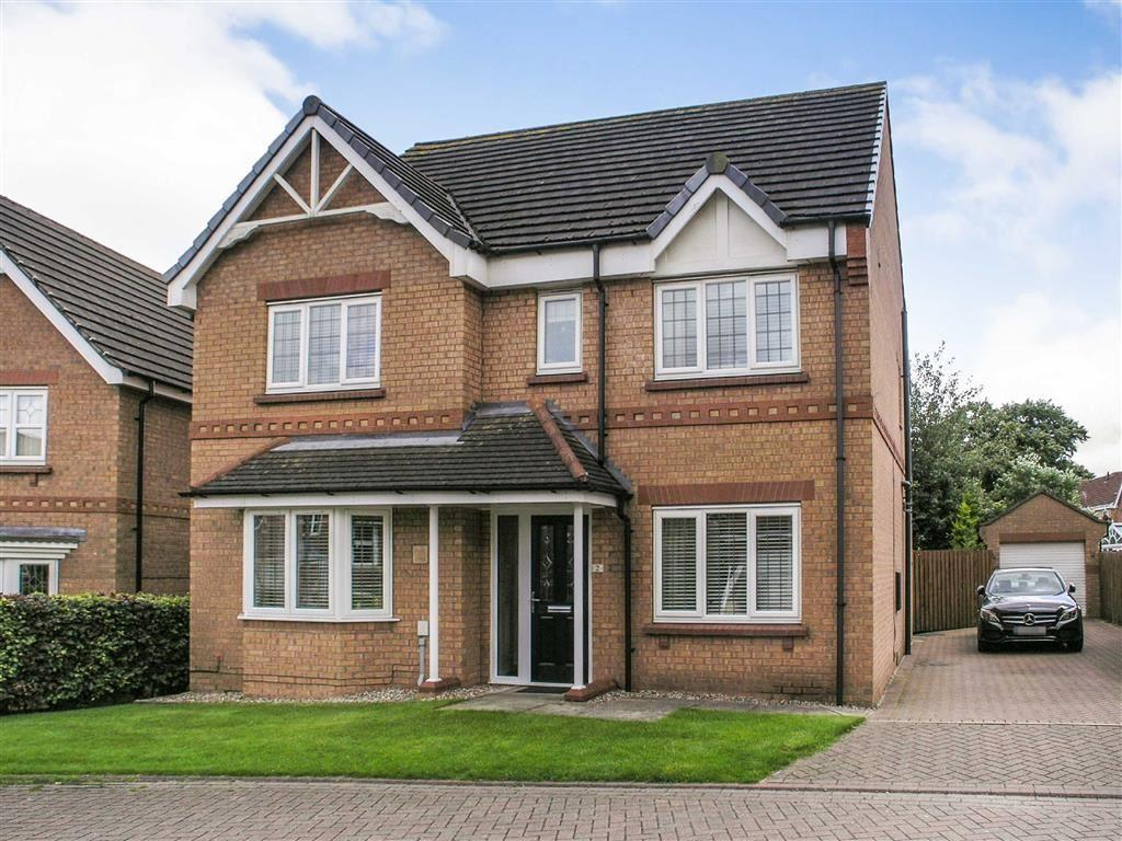 6 Bedrooms Detached House for sale in Jolley Drive, Beverley, East Yorkshire