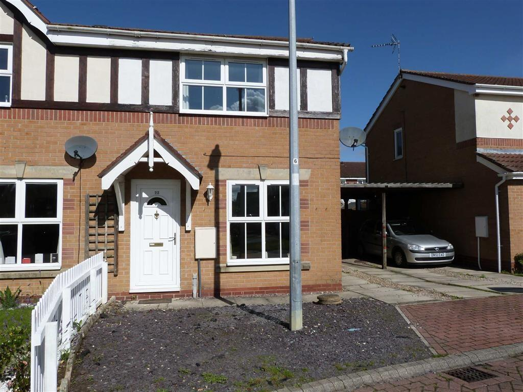 3 Bedrooms Semi Detached House for sale in Dorrington Close, Pocklington