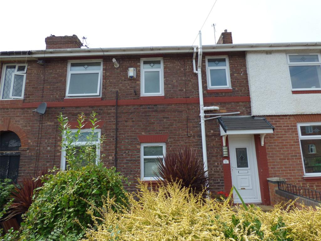 3 Bedrooms Terraced House for sale in Laycock Crescent, Failsworth, Manchester, M35