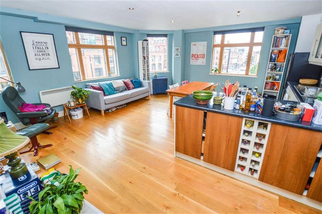 2 Bedrooms Apartment Flat for sale in The Bradley, Northern Quarter, Manchester, M1