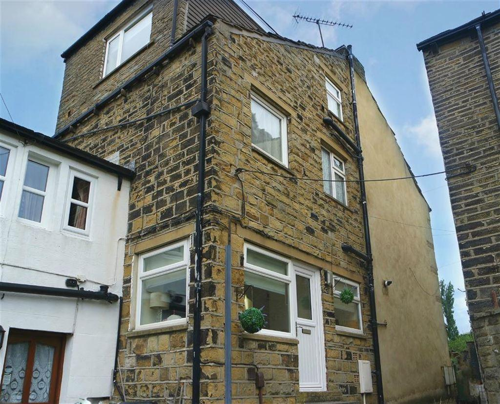 2 Bedrooms Semi Detached House for sale in Southgate, Honley, Holmfirth, HD9