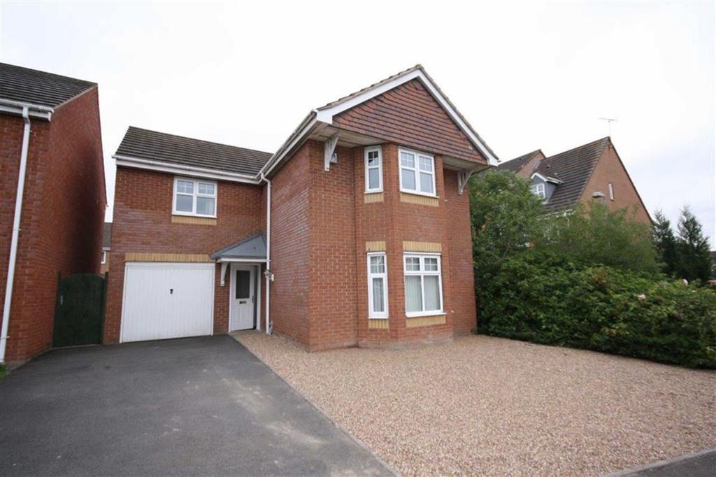 4 Bedrooms Detached House for sale in Carnation Way, Bermuda Park, Nuneaton