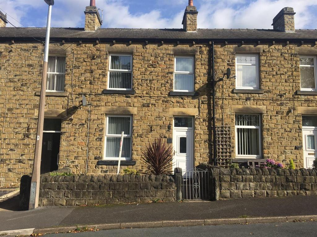 2 Bedrooms Terraced House for sale in Victoria Street, Clayton West, HD8 9NW