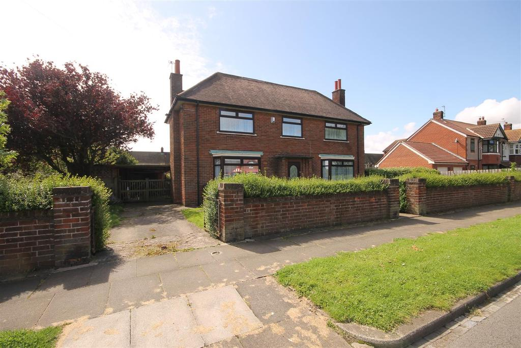3 Bedrooms Detached House for sale in Brierton Lane, Hartlepool
