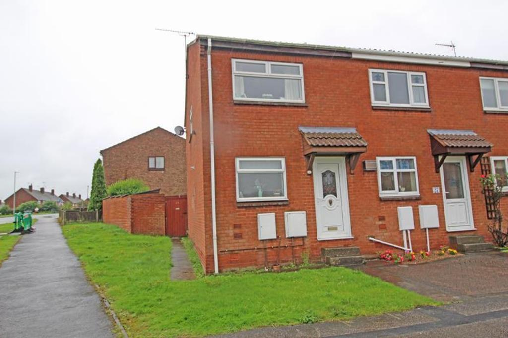 2 Bedrooms Town House for sale in 25 Larwood Avenue, Worksop