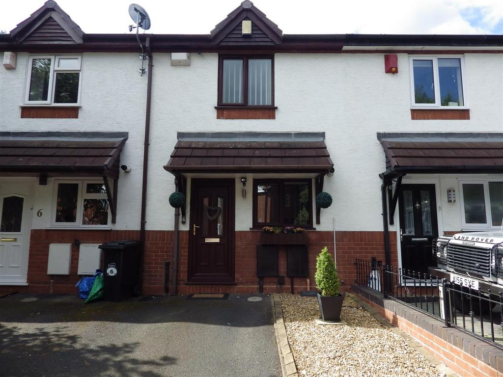 2 Bedrooms Terraced House for sale in The Forge, Halesowen
