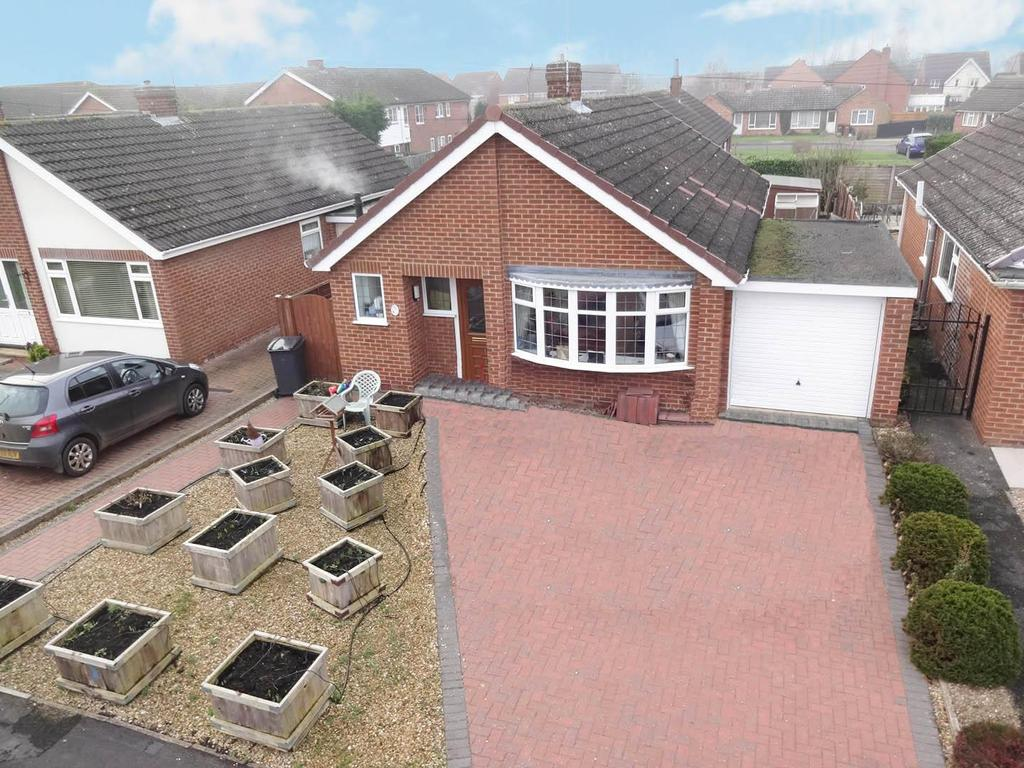 2 Bedrooms Detached Bungalow for sale in The Paddocks, Bottesford, Nottingham