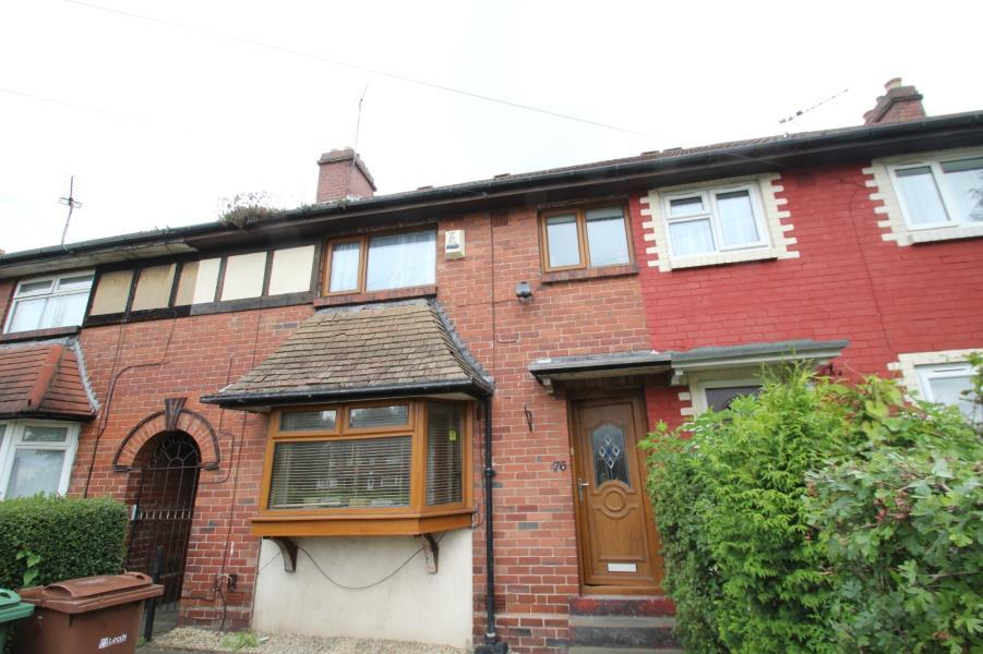 3 Bedrooms Terraced House for sale in SCOTT HALL ROAD, LEEDS, LS7 3JE
