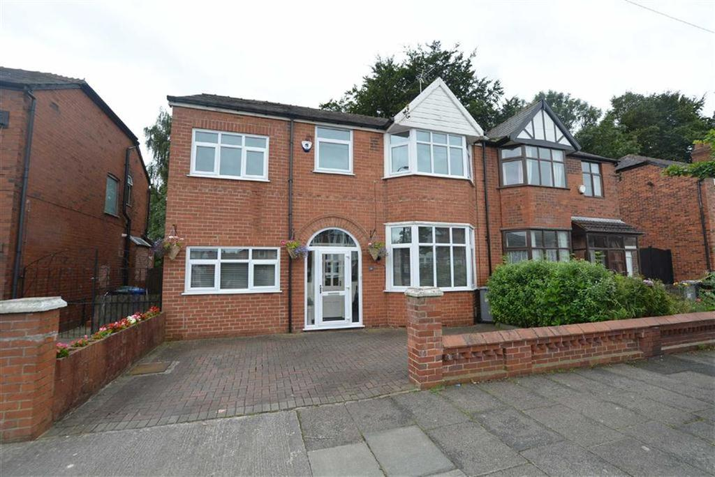 4 Bedrooms Semi Detached House for sale in Bradfield Road, STRETFORD